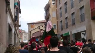Patum 2016 pasada dimecres 25/5/2017 berga Catalunya central berguedà