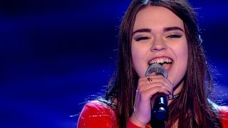 Morven Brown performs 'Afterglow' - The Voice UK 2015: Blind Auditions 4 - BBC One