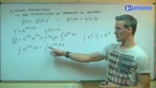 Imagen en miniatura para Ecuación diferencial de primer orden 01bis
