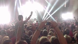 "Kasabian ""Club Foot"" LIVE at Brid Spa - June 2013"