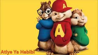 Atiye Ya Habibi Alvin versiyon