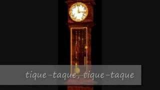 O relógio tic-tac