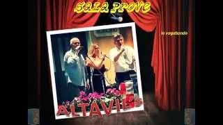 ALTAVIL'S - Io vagabondo (cover dei Nomadi - live piano)