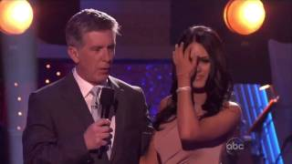 Pia Toscano - Dancing With the Stars - I'll Stand By You (LIVE) - 04/26/11
