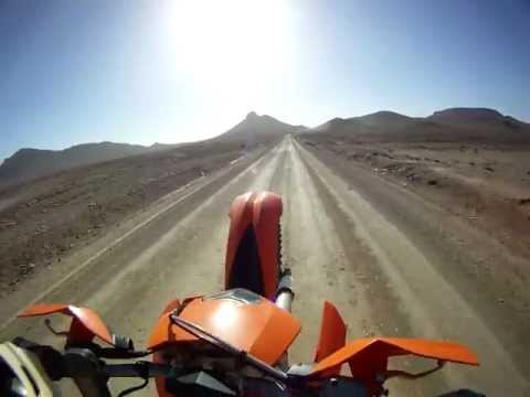 Motorcycle Tour, Soul of Southern Morocco