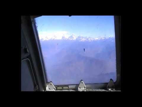 India – Nuestro Viaje – Katmandú – Nepal – Sobrevolando el Everest