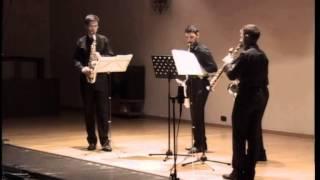 J. Kander: New York, New York (arrangiamento di Francesco Leone) - Balcony Quartet