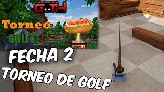 SE VIENE EL CAGONEO! Fecha 2 Torneo de GOLF ITO en Español - GOTH