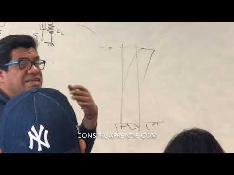 Clase dinámica estructural FES Acatlan UNAM - Dr. Hugo Hernandez Barrios