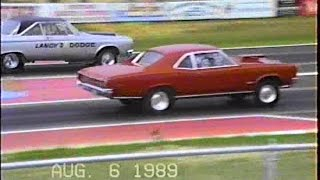 Dick Landy Atco 1989 Muscle Car Nationals