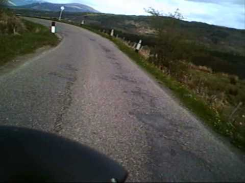 BTBC Another nice road scotland 2010.wmv