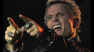 With a Rebel Yell, Billy Idol Is Back For More