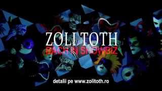 "Zoli Toth e ""Bach in Showbiz"""
