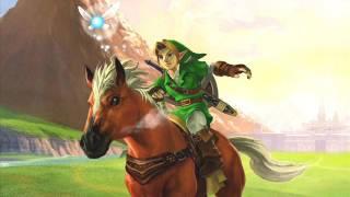 卡里姆 03: 432 Hz The Legend of Zelda Ocarina of Time Title Intro Theme HQ