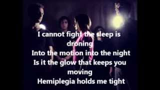 Haerts: Hemiplegia Lyrics