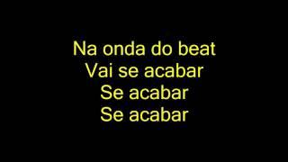 MC Jerry - Na Onda Do Beat (letra)