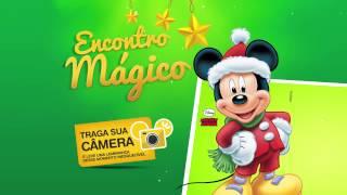 Londrina Norte Shopping - Encontro Mágico com Mickey, Minnie e Pluto de 25/11 a 02/12