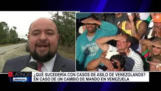 ¿Qué sucederá con los casos de asilo de venezolanos?