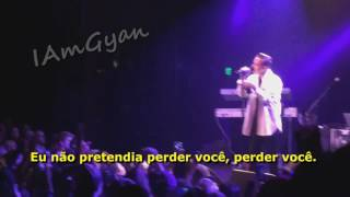 Blackbear - Paragraphs 'Ao vivo' Legendado PTBR.
