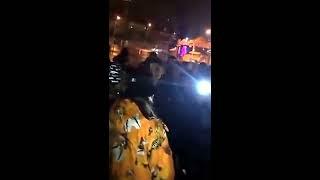 Emis Killa, Nitro, Laioung - FREESTYLE durante il video di Vegas Jones