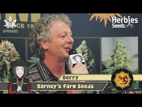 Barney's Farm Seeds @ Spannabis 2014 Barcelona
