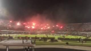 São Paulo entrada em campo libertadores 11-5