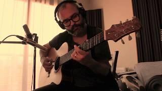 Salih Korkut Peker - Gülmemiz Gerek (İbrahim Tatlıses Cover w/Acoustic Microtonal Guitar)