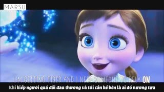 【LYRICS + VIETSUB】LILY ALLEN – SOMEWHERE ONLY WE KNOW (Anna & Elsa)