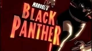 Pantera Negra   O Desenho   Abertura