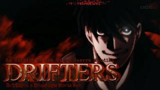 Drifters | Opening | Gospel Of The Throttle REMIX ver. | Sub Español
