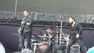 TROOPER - Nunta-live in deschiderea concertului Deep Purple -Bucuresti 2017 by Geo