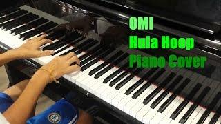 OMI - Hula Hoop ( piano cover )