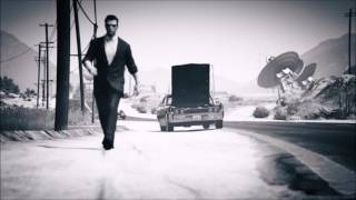 """GTA V: """"I Walk The Line"""" By Johnny Cash (Cover By Joaquin Phoenix ) Unofficial Music Video"""
