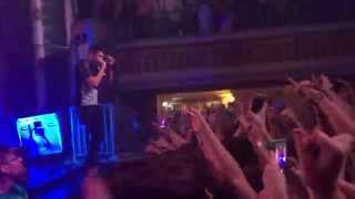 Timeflies LIVE We Can't Stop freestyle in Omaha Ne