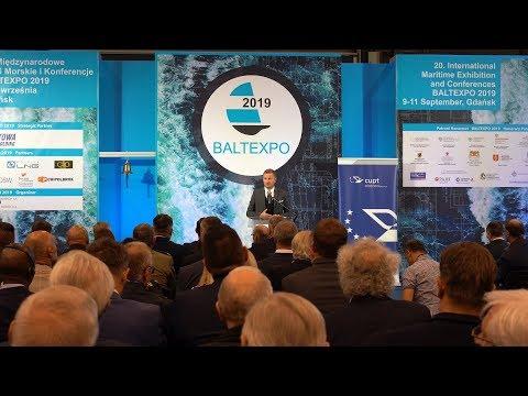 Zakończyła się 20. edycja Międzynarodowych Targów Morskich i Konferencji BALTEXPO