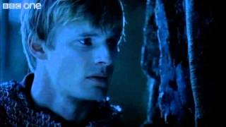 Gwen and Morgana - Merlin - Series 5 Episode 9 - BBC One