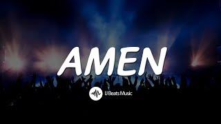 """[EXCLUSIVE] Uplifting African Gospel Dance and Worship Instrumental 2017 - """"Amen"""" (Prod. IJ Beats)"""