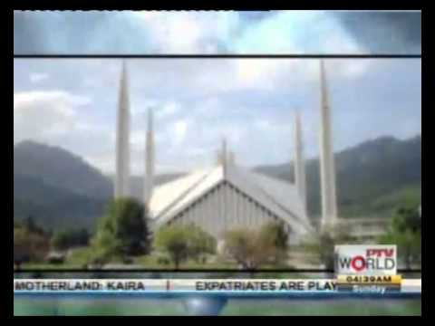 Architectural Wonders – The Faisal Mosque