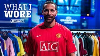 What I Wore: Rio Ferdinand