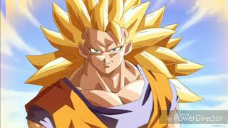 Super Saiyan 3 Goku theme (cover by b1ackmetallica)   dbz    Ssj 3 theme