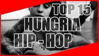 As 15 Melhores Músicas do Hungria Hip Hop