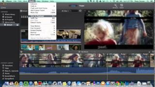 How to Censor Sections of Audio from Movies using iMovie Mavericks
