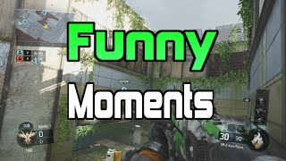 Black Ops 3 Funny Moments - Funny Kills & Black Ops 3 Arena Multiplayer Gameplay W/ RoboMeach
