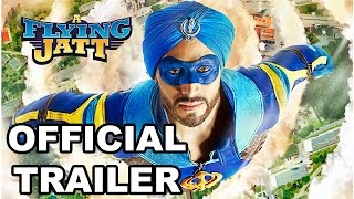 A Flying Jatt | Official Trailer | Tiger Shroff, Jacqueline Fernandez and Nathan Jones width=