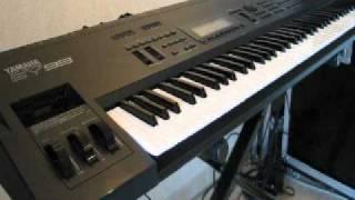 """Alan Parson's Project """"Mammagamma"""" (Cover by Tony Ferrarello with Yamaha SY 99)"""