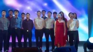 EASB Performing Arts Club - Carol of the Bells (2014 EASB Annual Dinner)