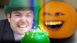 Annoying Orange - Luck o' the Irish