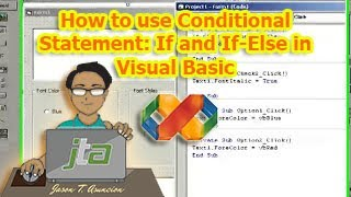 How to use Conditional Statement: If and If-Else in Visual Basic width=