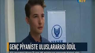 NTV ANAHABER - Kaan Türkiye'nin gururu oldu - 5 EYLÜL 2017