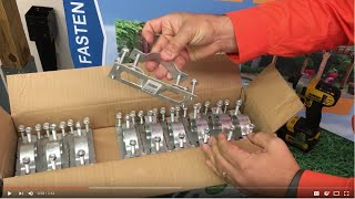 Building Breakthrough Video:  Fence Brackets with Ian Hill from OZCO Building Products